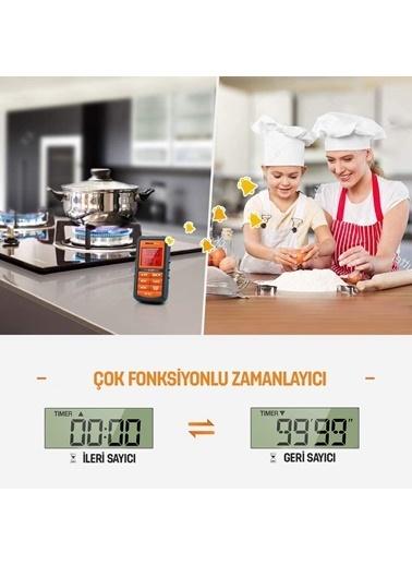 Thermopro Tp07S Profesyonel Wi-Fi Gıda Pişirme Termometresi Renkli